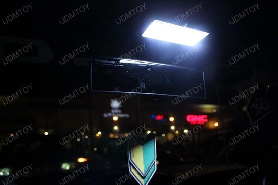 Scion FR-S Direct Fit LED Interior Lights 1