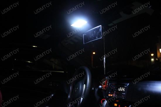 Scion FR-S Direct Fit LED Interior Lights 2