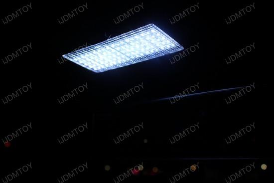 Scion FR-S Direct Fit LED Interior Lights 6