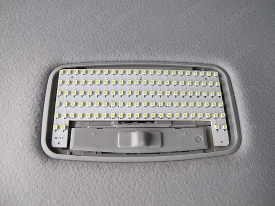 Toyota Prius Complete LED Interior Package 2