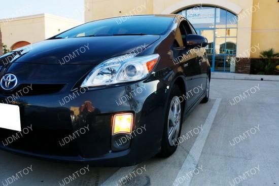 Prius LED Daytime Running Light Kit 01