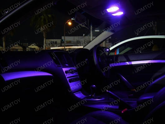 Ultra Light Bulb Violet