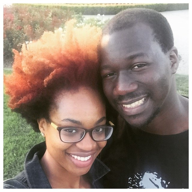 KK and Bae - What It's Like to Date a Natural Hair Blogger | www.klassykinks.com