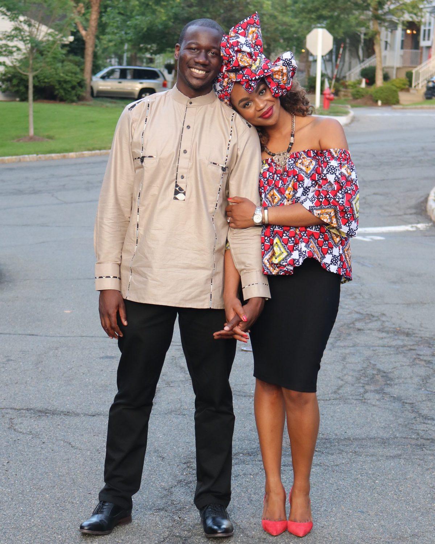 Ijeoma and Jonathan's Introduction Ayie Ceremony