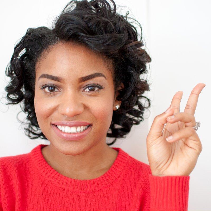 5 Ways To Style Straight Natural Hair Ijeoma Kola