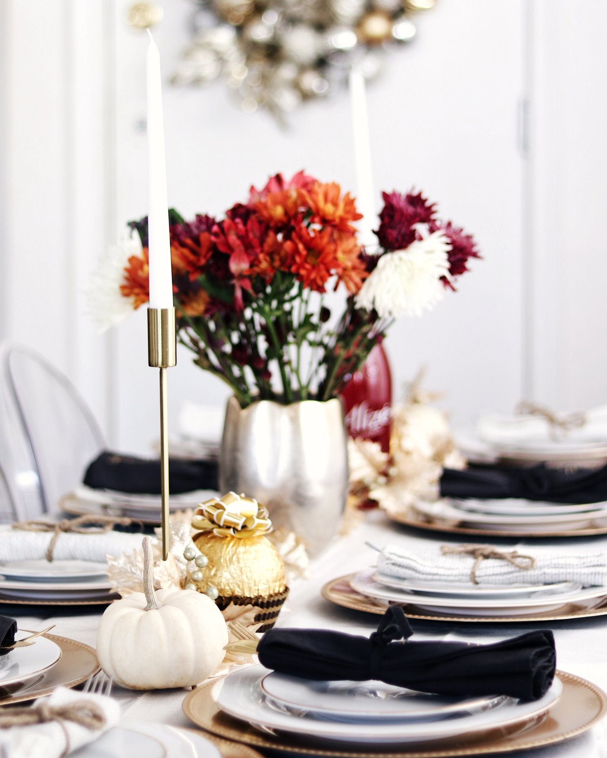 Tips for Hosting Your First Thanksgiving!