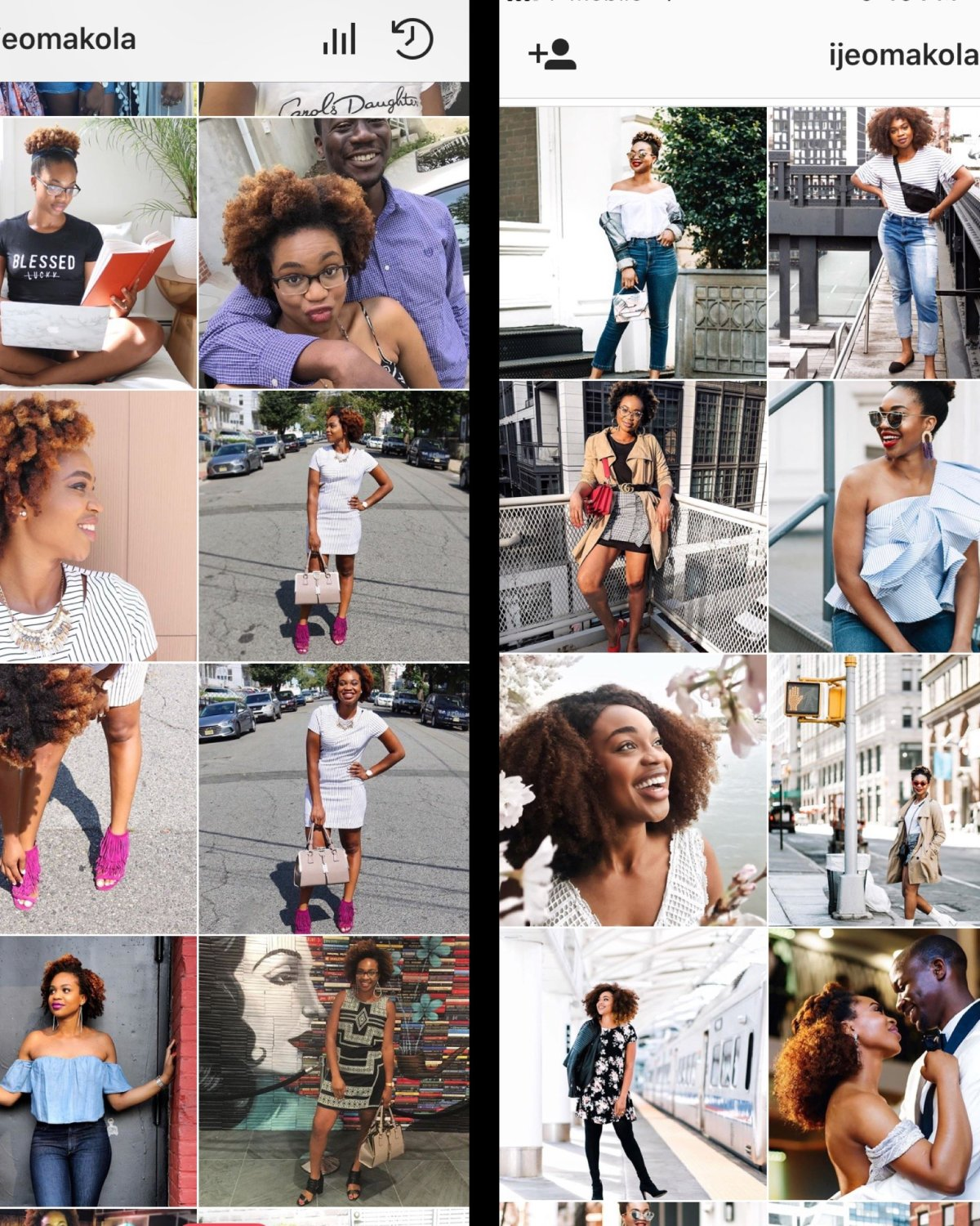 How to Create a More Cohesive Instagram Feed