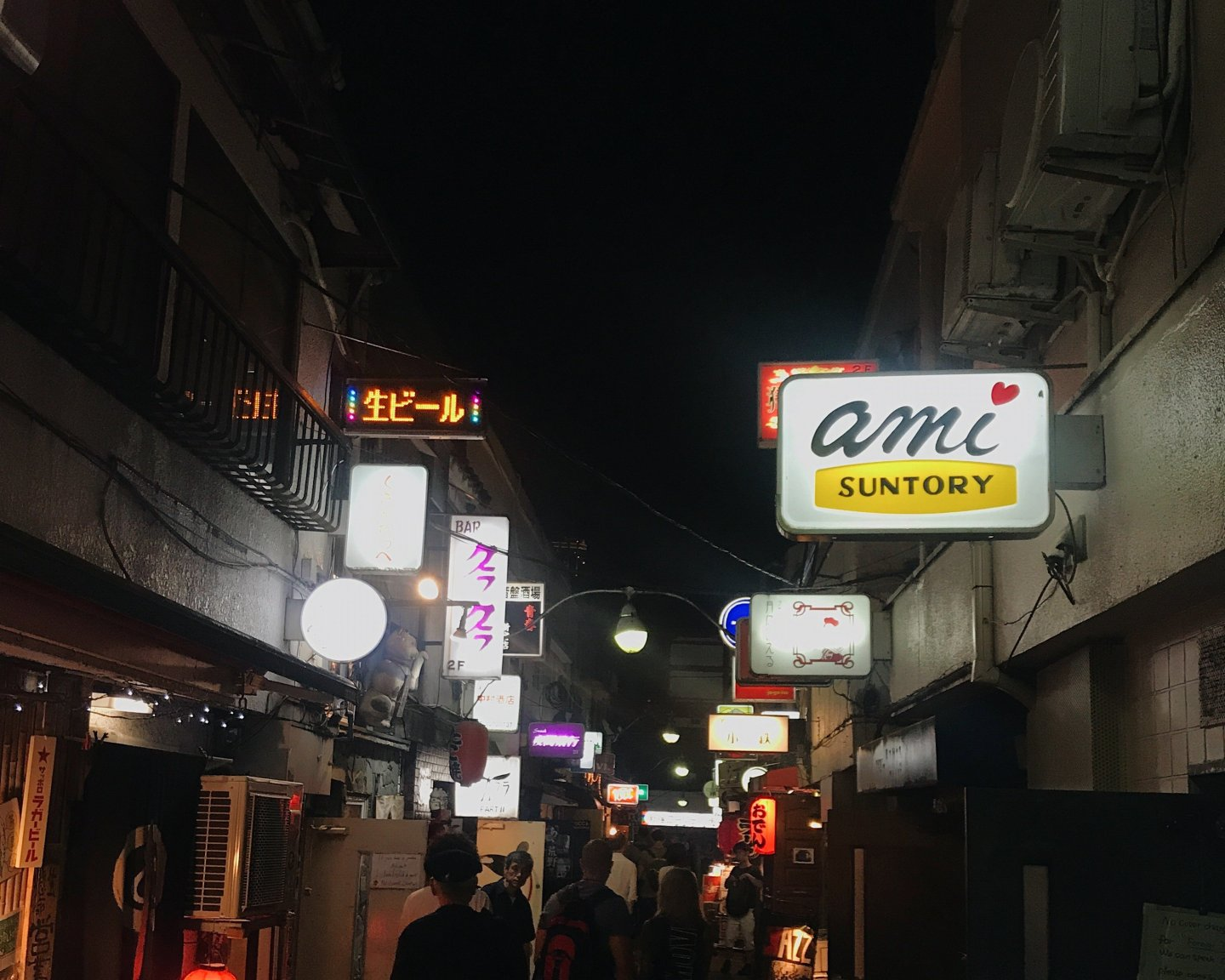 How to See Tokyo in 3 Days - Golden Gai