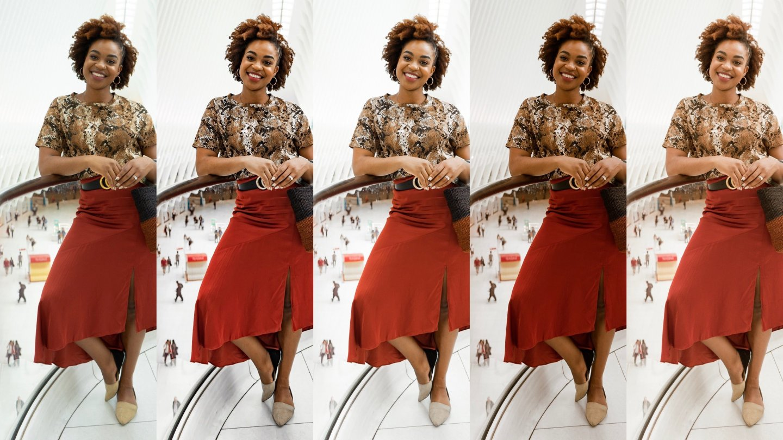 Favorite Lightroom Presets for Black Women - Marrica Evans Presets