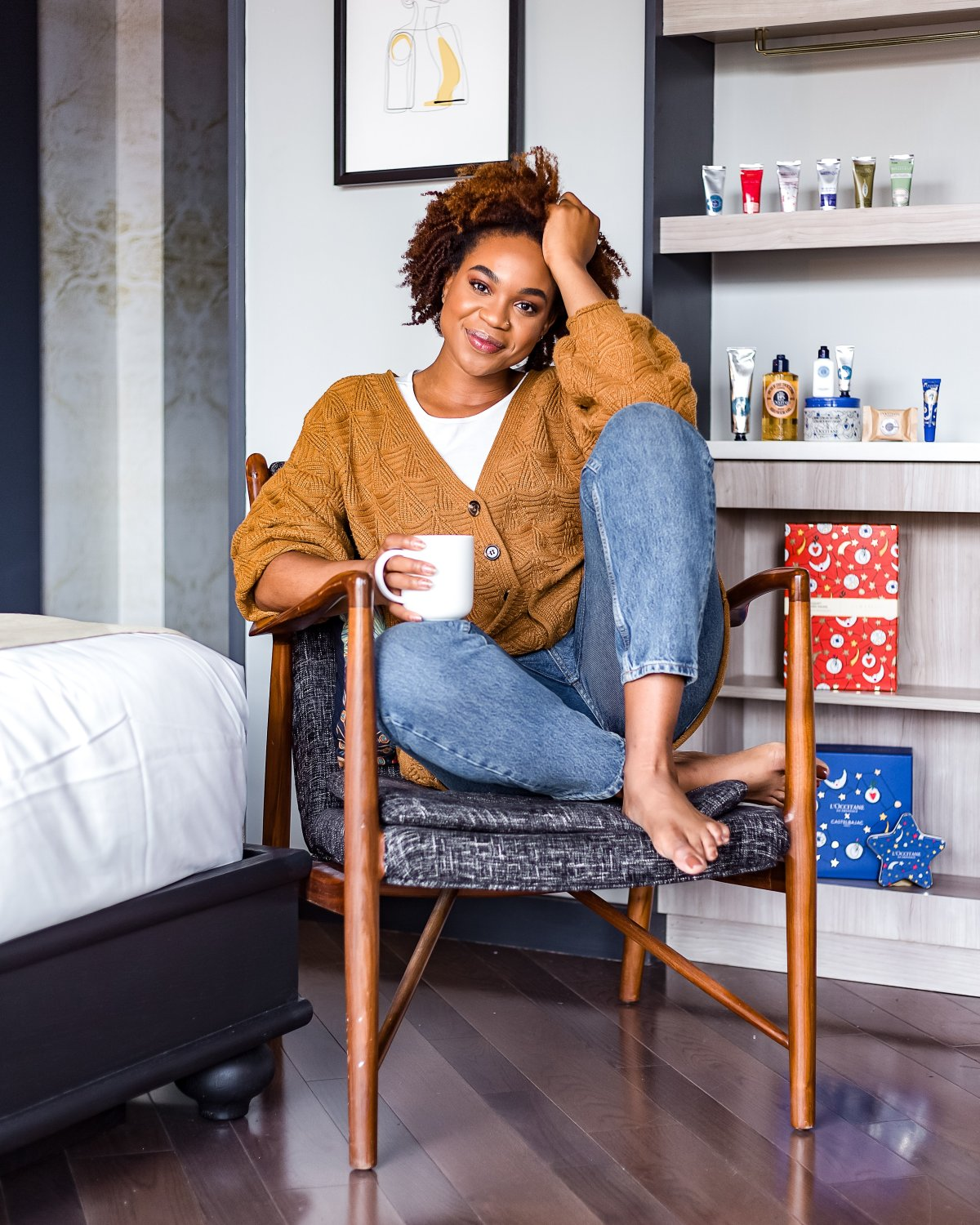 The L'Occitane Gift Sets That Give Back to Women | Ijeoma Kola