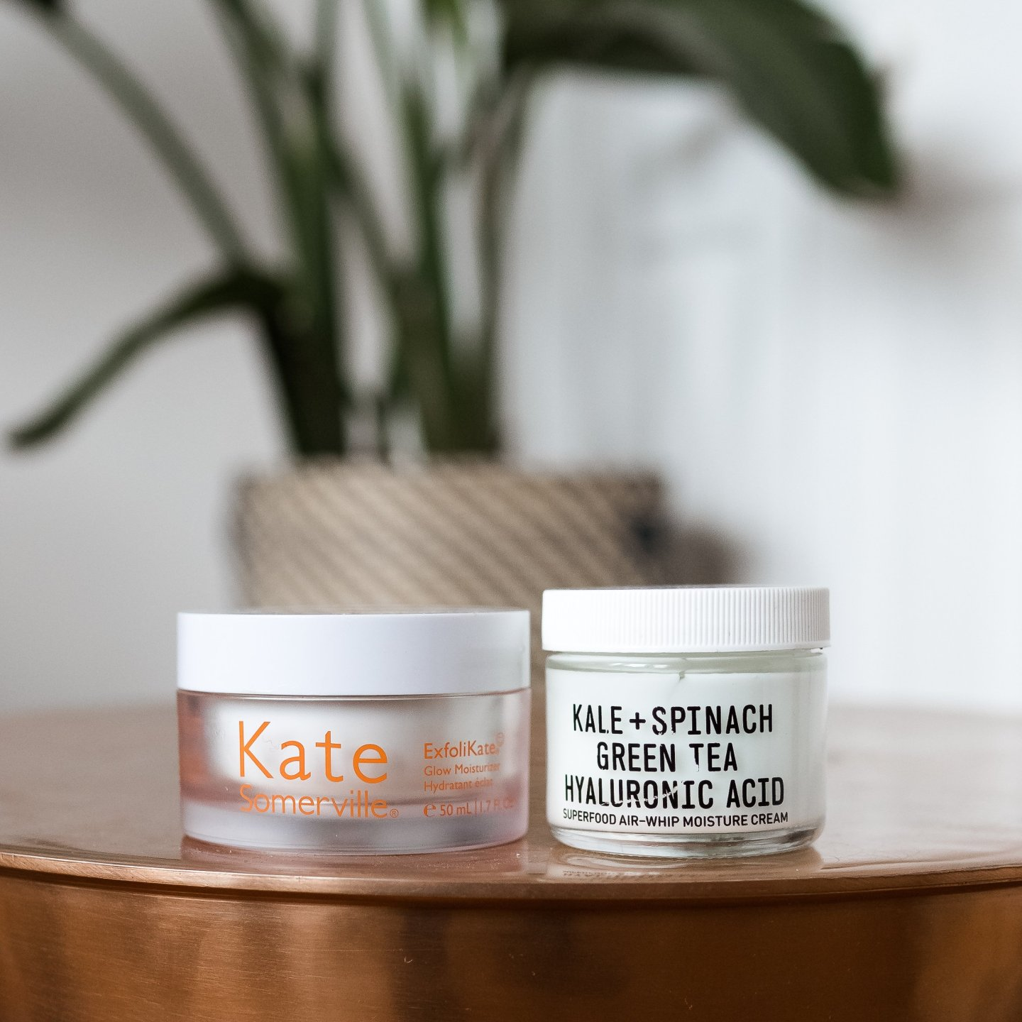 my updated skincare routine, kate somerville exfolikate, youth to the people superfood moisture cream