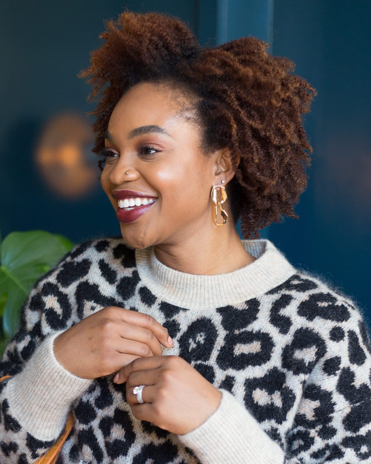 Blogger Ijeoma Kola shares her favorite natural hair products of all time