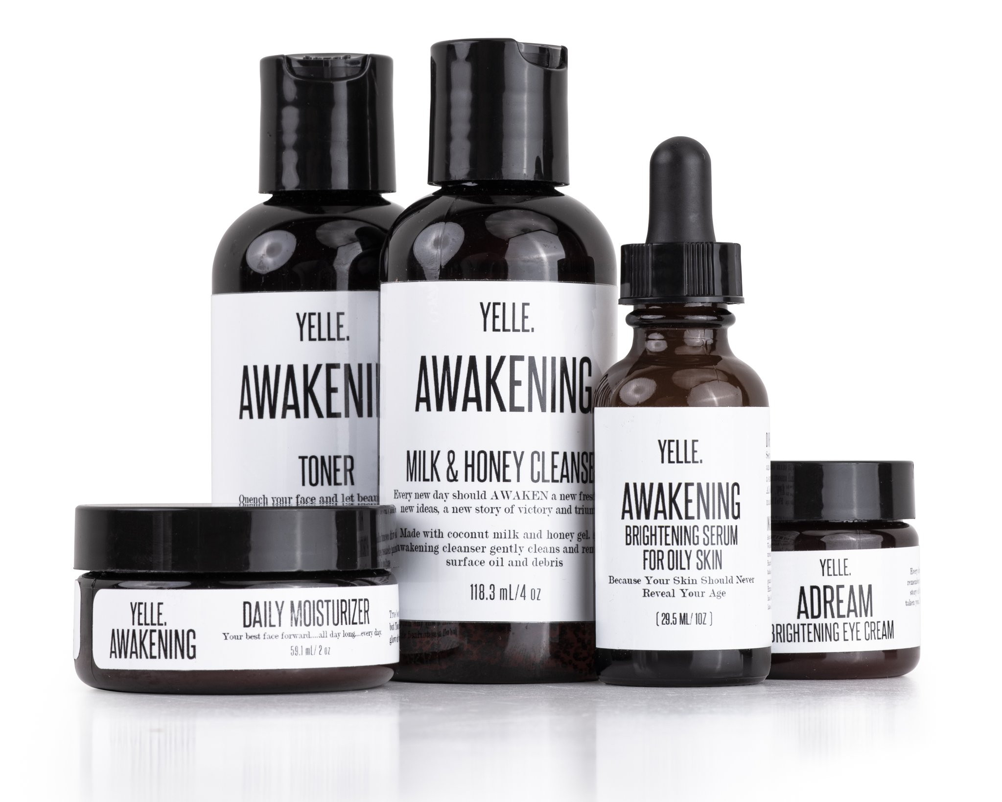 Awakening products - black owned skincare brands