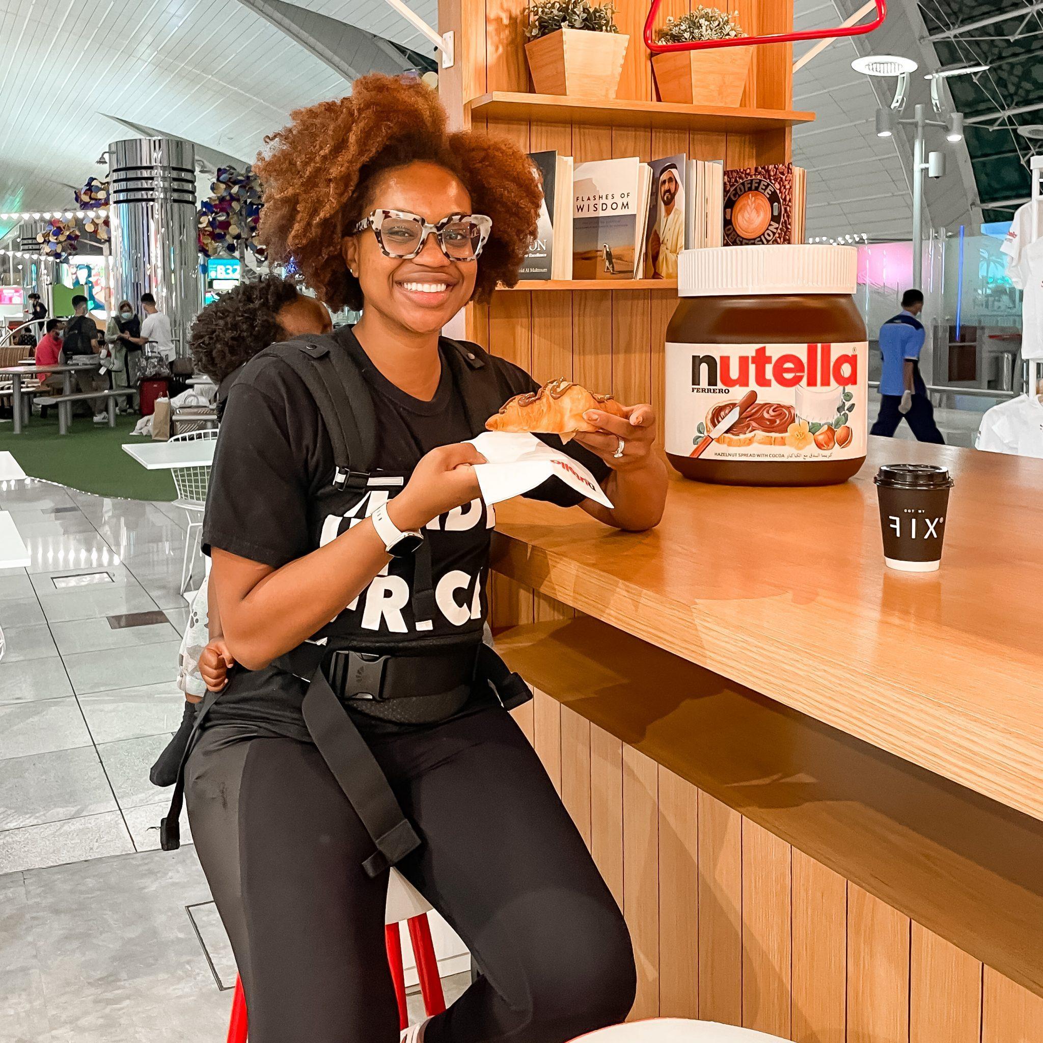 Things to Do in Dubai Airport | Ijeoma Kola