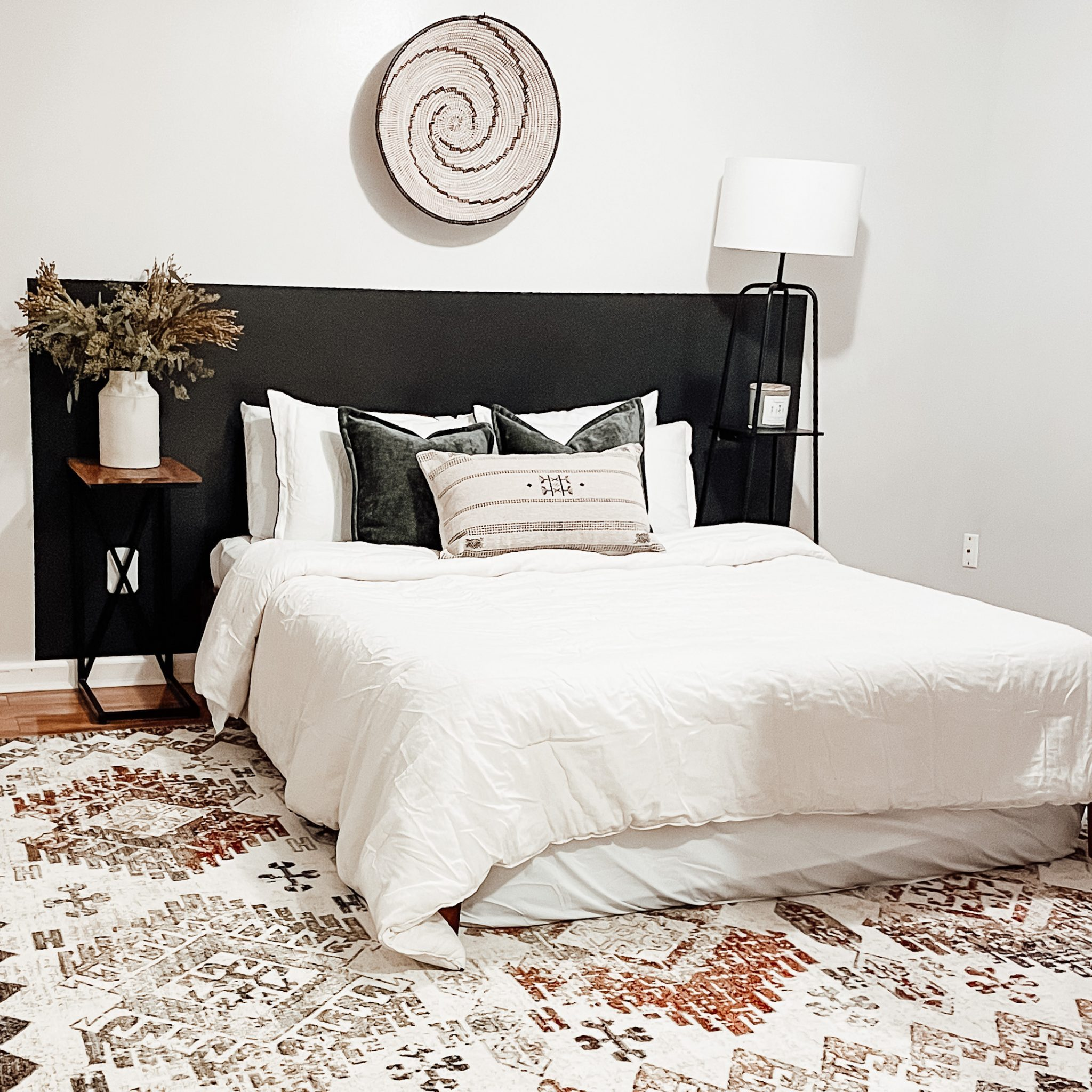 Indiana Home Basement Guest Bedroom 6 | Ijeoma Kola