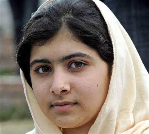 Malala Yousafzai Image credit: www.psmag.com