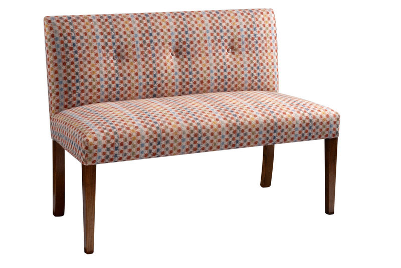 Hampton Bench Chairs Upholstered Dining Chairs