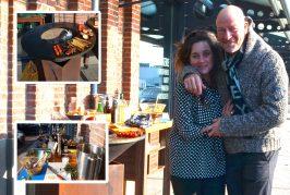 René  Pluijm regelmatig gast bij Base Cooking Store