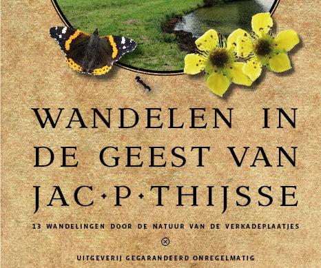 Wandelen met Jac. P. Thijsse rond Santpoort