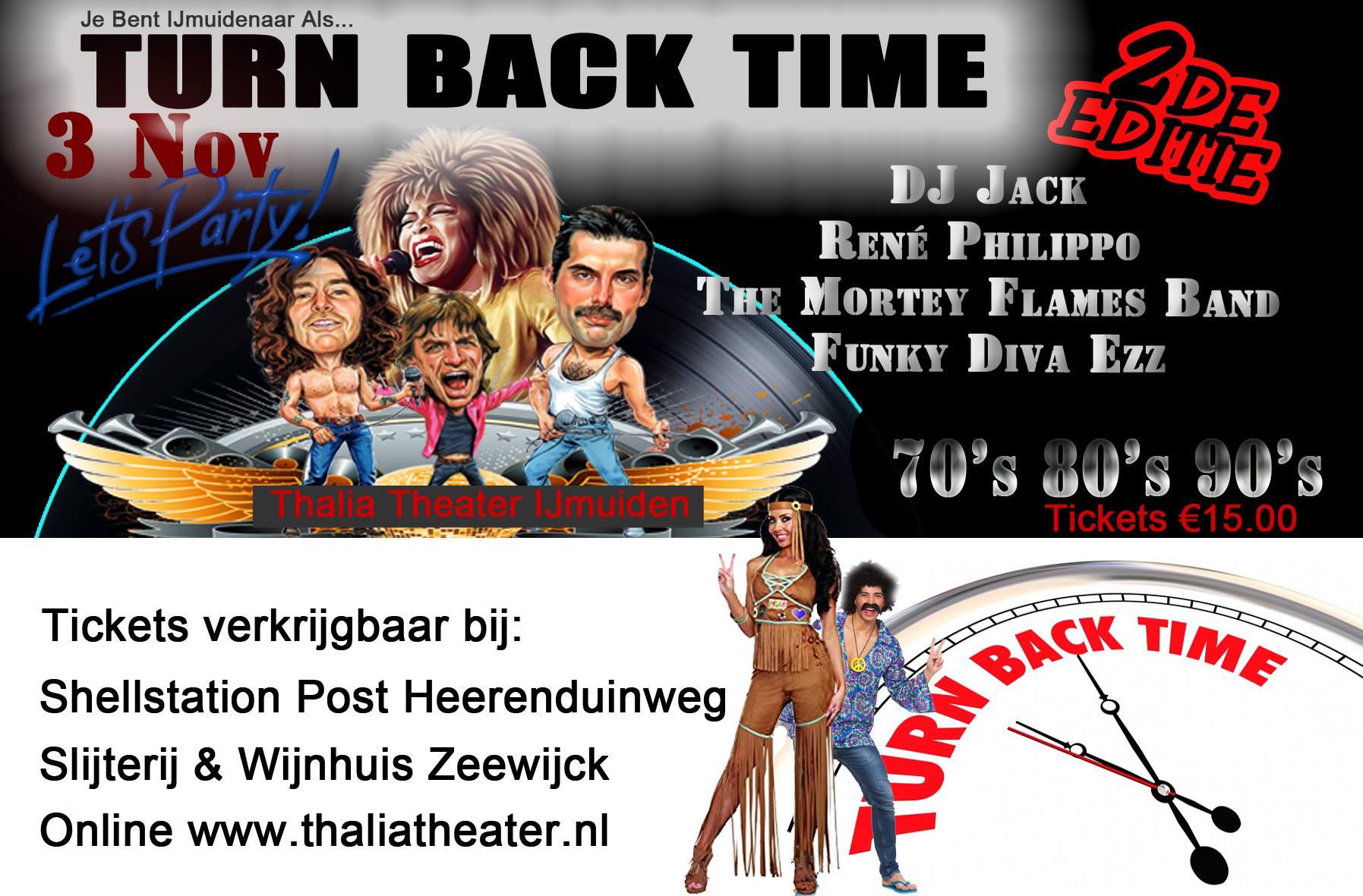 Turn Back Time Thaliatheater