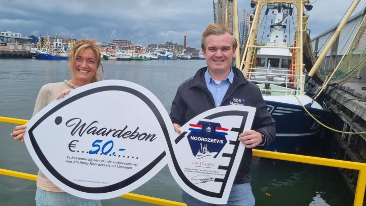 Nienke de Vries wint receptenwedstrijd met zeeduivel