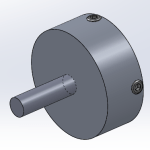 Shaft Mount to Mill Motor