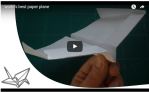 paper airplane image