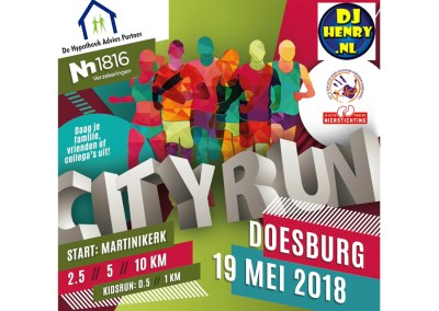 Video Doesburg City Run