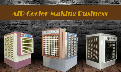Air coolers making Business