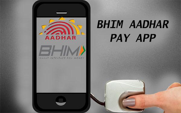 BHIM Aadhar pay App