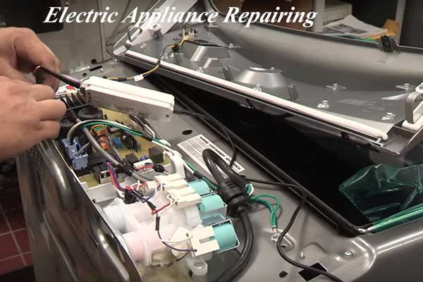 Electric-appliance-repairing-and-servicing business