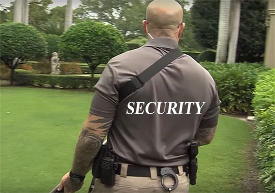 Security Guard Service Business