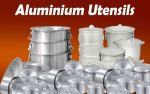 Aluminium-Utensils manufacturing business