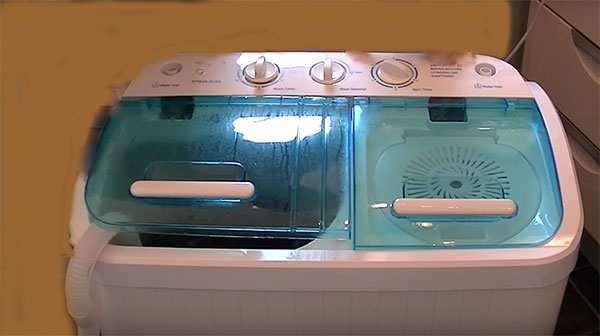 washing machine manufacturing business