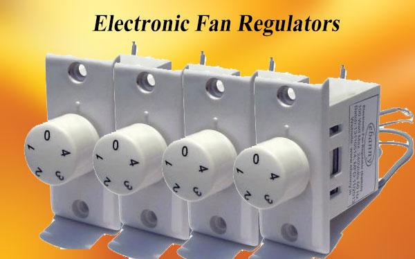 Electronic Fan Regulators making-business