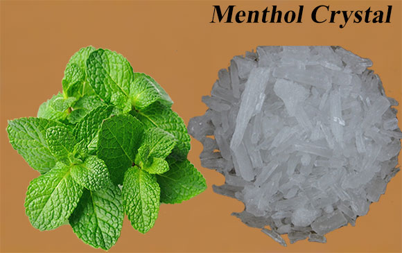 Menthol-Crystal making business