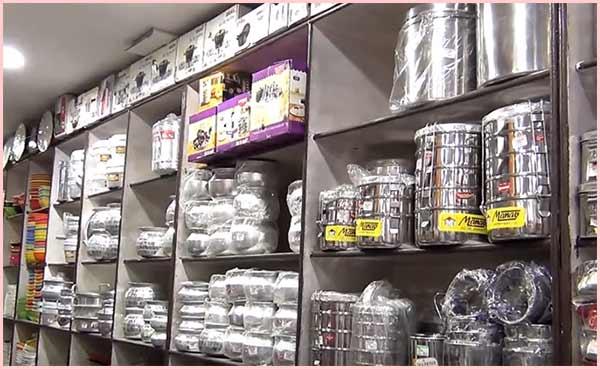 Kitchenware store business