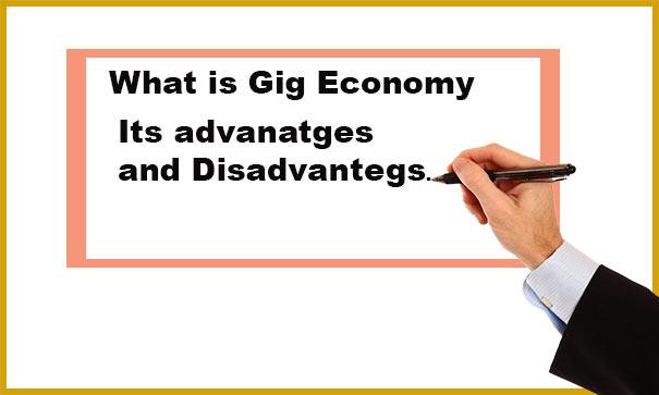 Gig Economy ke fayde nuksan