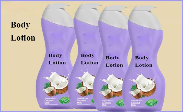 Body Lotion Manufacturing Business hindi