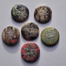 buttons van Solange Vandenbroek