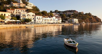 1-12 July & 9-20 Sept <br> Greek language courses in Evdilos, Island Ikaria