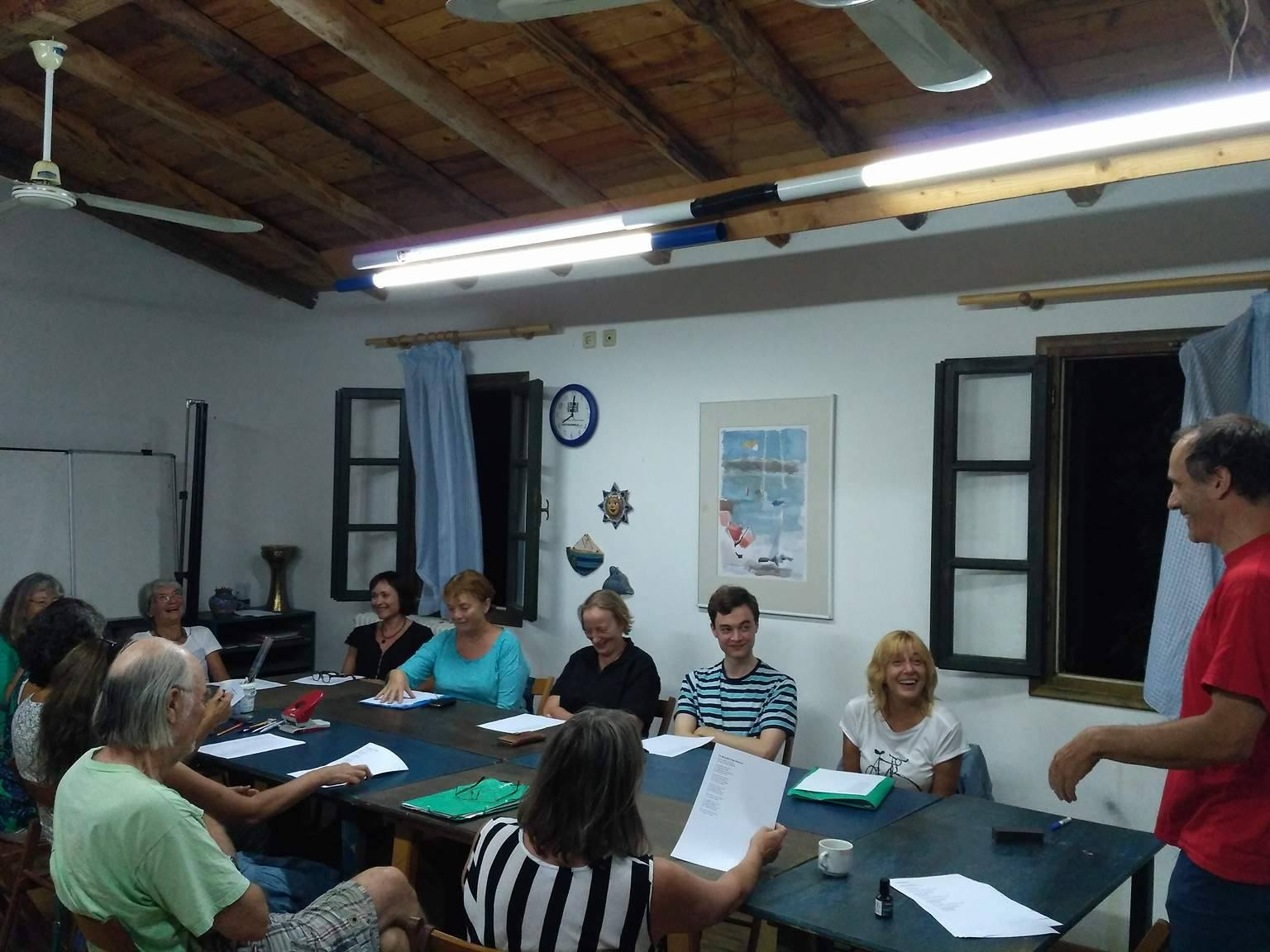 Greek Language Course  09/09-19/09/2017