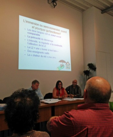 De l'intérêt du bilinguisme et de ses bénéfices, par Maiana Aguerre, vice-présidente d'Ikas-Bi