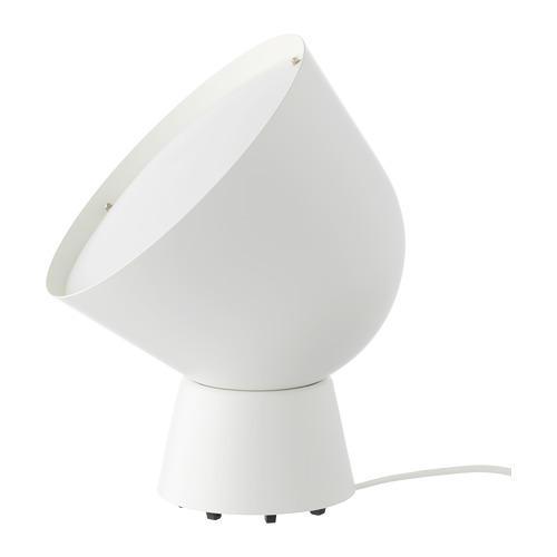 ikea ps 2017 lampe de table blanc