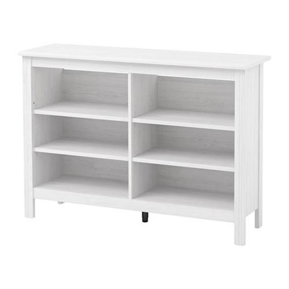 brusali meuble tv blanc 120x36x85 cm
