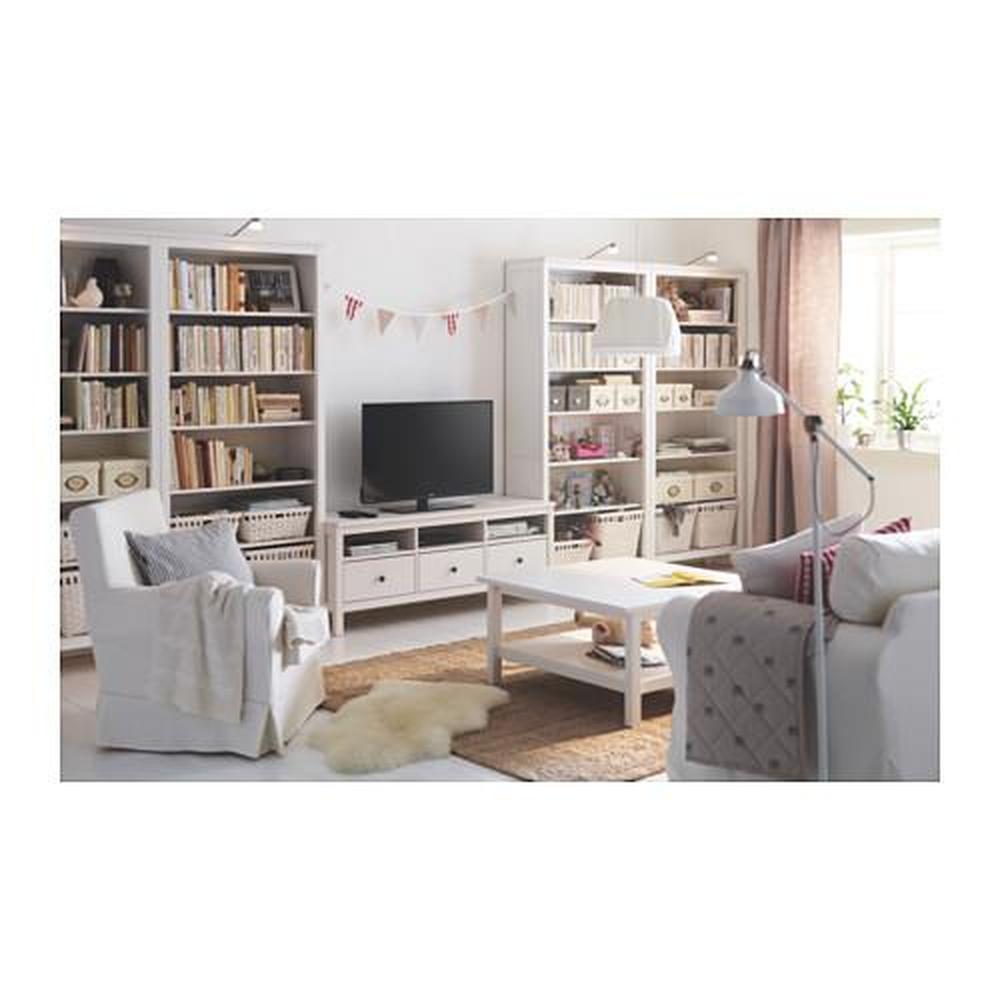 hemnes meuble tv tache blanche
