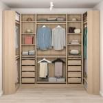 Pax Corner Wardrobe White Stained Oak Effect Ikea
