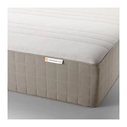 Haugesund Spring Mattress Medium Firm Dark Beige