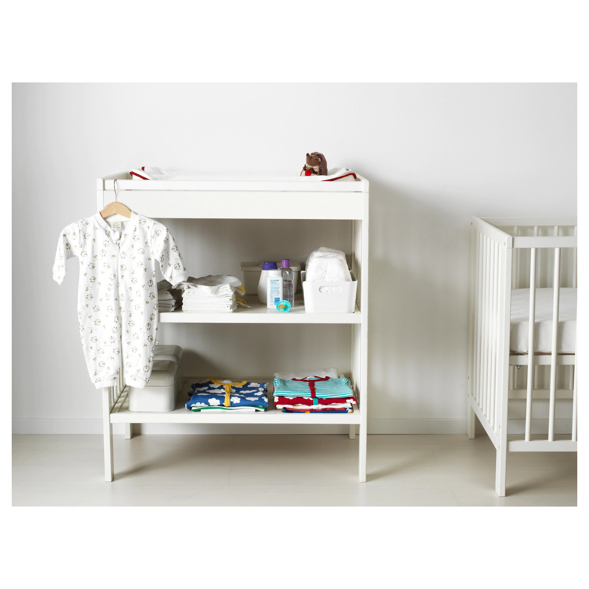 Changing Table Gulliver White