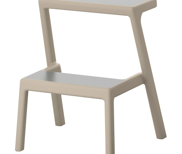 Masterby Step Stool Beige